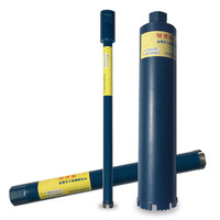 Diamond Bit Concrete Perforator Core Drill For Installation For Air Conditioning Water Supply And Drainage Drilling