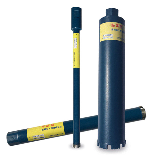 Diamond Bit Concrete Perforator Core Drill For Installation For Air Conditioning, Water Supply And Drainage Drilling Brocas para