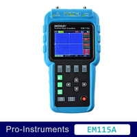 EM115A All Sun 2 in1 Multifunction Teaching Tool Mini Oscilloscope 50MHz Multimeter Handheld Scopemeter Ohmmeter Capacitance