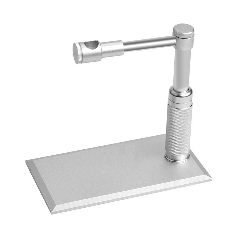 Microscope, Digital USB Microscope Camera 1-500X 2MP USB 1600 x 1200 HD Imaging Endoscope Magnifier PC Video Camera with Stand