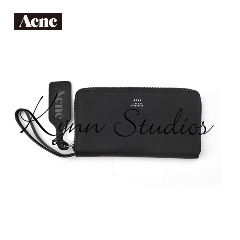 Acne women genuine leather long wallet,lady standard long wallet,real leather long purse,free shippingAcne women genuine leather long wallet,lady standard long wallet,real leather long purse,free shipping