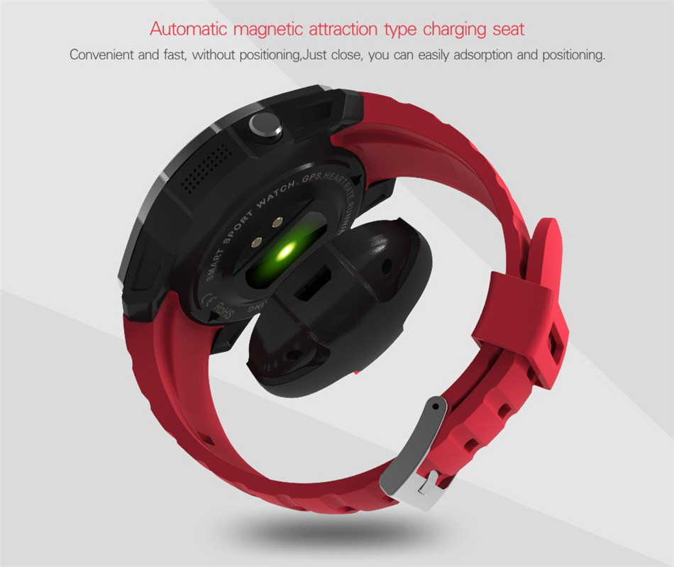 Makibes G05 GPS Smart Watch (15)