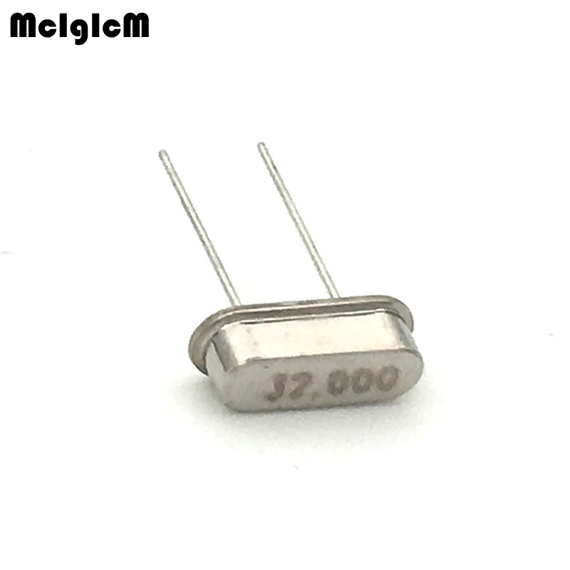1000pcs hc 49s 32MHz 32 000mhz 20ppm 20pF crystal quartz resonator