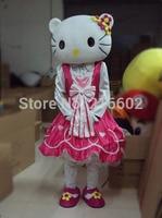 Hot sale Miss Mascot Costume Adult Size Mascot Costume High quality Adult Mascot Costume free shipping