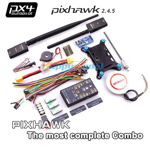 RC Multicopter Pixhawk PX4 32 bit ARM Flight Controller Combo OSD M8N 6M 6H GPS SBUS/PPM Module I2C 915Mhz f16949 diy fpv rc drone multicopter quadcopter micro pix 32 bit arm flight controller pxi px4 pix 2 4 6 upgraded mini board