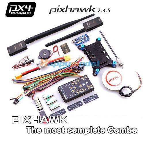 RC Multicopter Pixhawk PX4 32 bit ARM Flight Controller Combo OSD M8N 6M 6H GPS SBUS/PPM Module I2C 915Mhz chip lqfp32 stm32f030k6t6 patch 32 bit arm micro controller