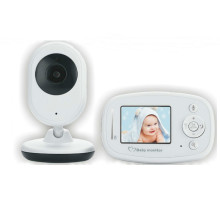2.4 inch Color Digital Video Wireless baby monitor with camera baba electronic Security 2 Talk Nigh Vision IR LED Temperature
