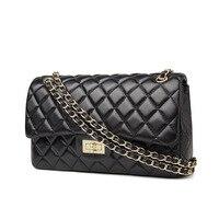 S.p.l. классический сумки моде женщины небольшая сумка женская кожаная сплошной цвет Сумка Элегантный