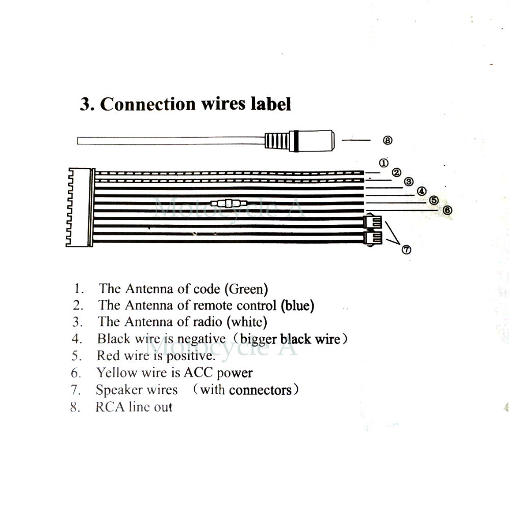 small resolution of motorcycle audio wiring wiring diagram new motorcycle stereo speaker wiring diagram