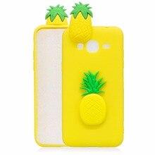 COATUNCLE Soft TPU Phone Case sFor Samsung galaxy J3 2016 3D Silicon Dolls Toys Cartoon Cover For Fundas Samsung J3 2015 Case