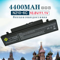 6 Cells New Laptop Battery for SAMSUNG AA-PL1VC6B/E AA-PB1VC6B N210 N220 N230 NB30 X420 X520