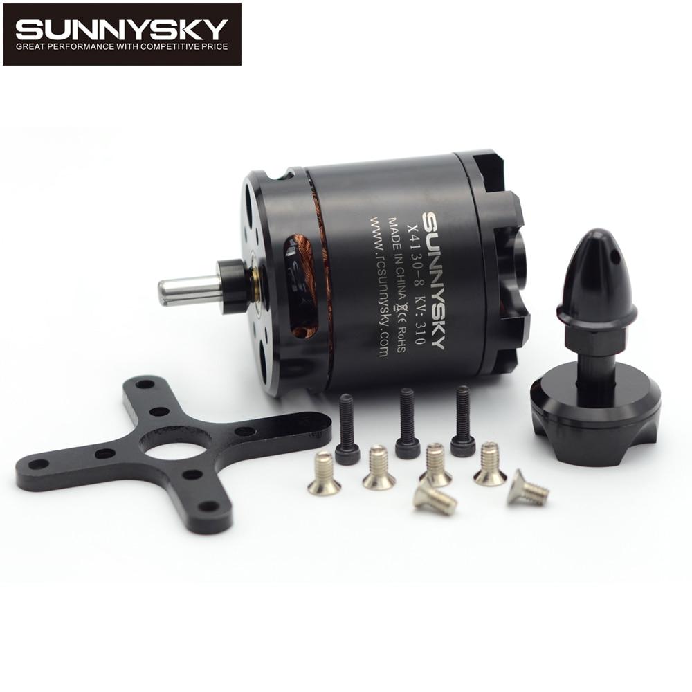 все цены на 1pcs original SunnySky X4130 275KV/310KV/380KV high effectiveness brushless motor for 3D stunt Drone онлайн