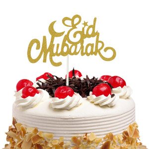 Image 2 - เค้กToppers Flags Glitter Eid Mubarakเด็กวันเกิดCupcake Topperงานแต่งงานBaby Shower PARTY Ramadanมุสลิมเบเกอรี่DIY Xmas