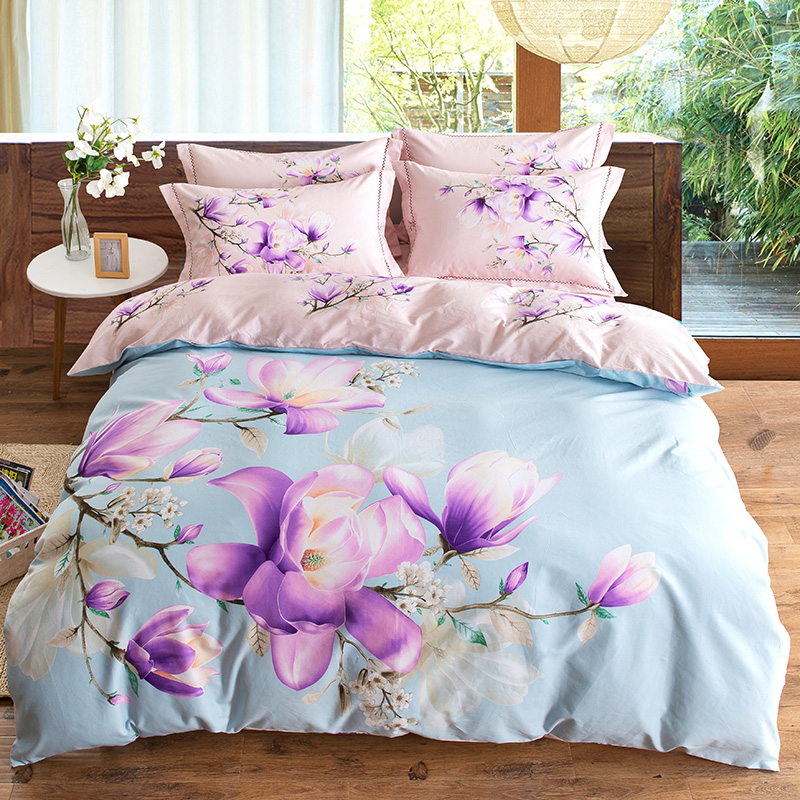 Bright Colored King Size Bedding