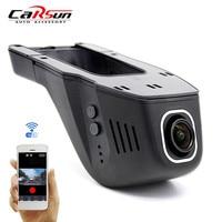New Original Novatek 96658 Car DVR Camera Full HD 1080P Super Night Vision Hidden Wifi Video