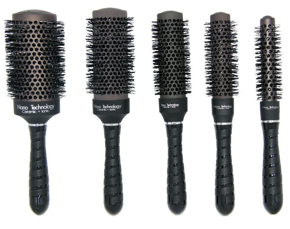 Aliexpress Com Buy Hot Saling Nano Ceramic Hair Brush In