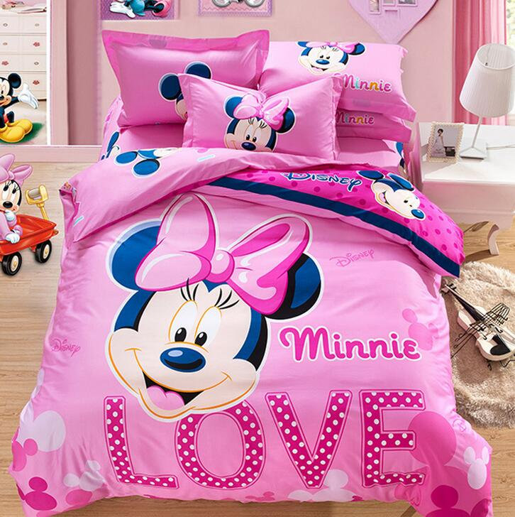 minnie maus bettw sche werbeaktion shop f r werbeaktion minnie maus bettw sche bei. Black Bedroom Furniture Sets. Home Design Ideas