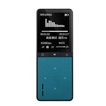 Ihens5 Multifunción 8 GB Bluetooth Deporte Reproductor de MP3 de Audio Portátil con Una Función de Podómetro FM Radio Grabadora de Voz Reproductor de Música