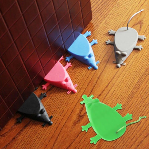 Anti-pinch Kids Silicone Baby Safety Mouse Protector Door Stop Door Stopper Door Guards Safe Protector Anti-pinch Hand