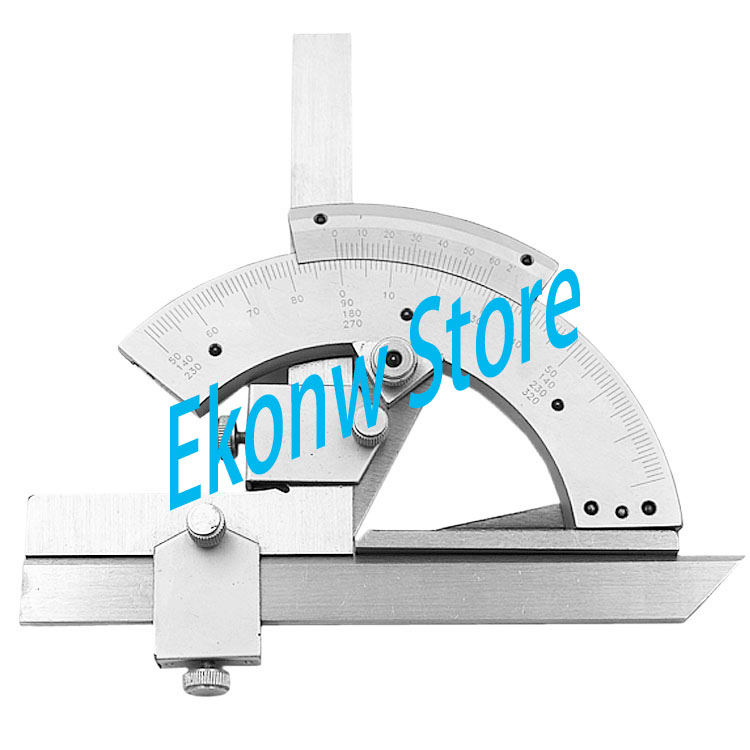 Free Shipping universal Angle ruler 0-320 degrees Angle protractor instrument measuring tool