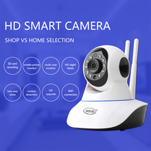 N_eye Ip Camera 1080P HD Wireless Security Home Smart Wifi Camera Indoor Night Vision Audio Record CCTV Camera Baby Monitor Q8