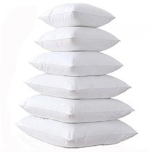 30/40/50/60/70 CM White Soft PP Cotton Chair Seat Sofa Car Cushions Hight Quality Home Decor Throw Pillow Inner 20x30 30x50 CM