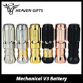 Original Maraxus Mechanical Box Mod Color Series 1 V3 Mod Style Made in China 6 Colors without Battery Electronic Cigarette