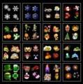 레이저 프로젝터 램프에 대 한 4 패턴 카드 크리스마스 생일 야외 장식 빛에 대 한 led 무대 조명-에서무대 조명 영향부터 등 & 조명 의