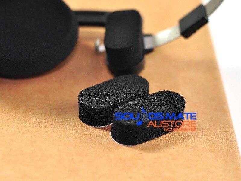 US $6.45 14% OFF|1 zestaw (2 sztuk) w celu uzyskania z pałąkiem na głowę poduszka z pianki podkładki dla Koss PortaPro Porta Pro PP słuchawki