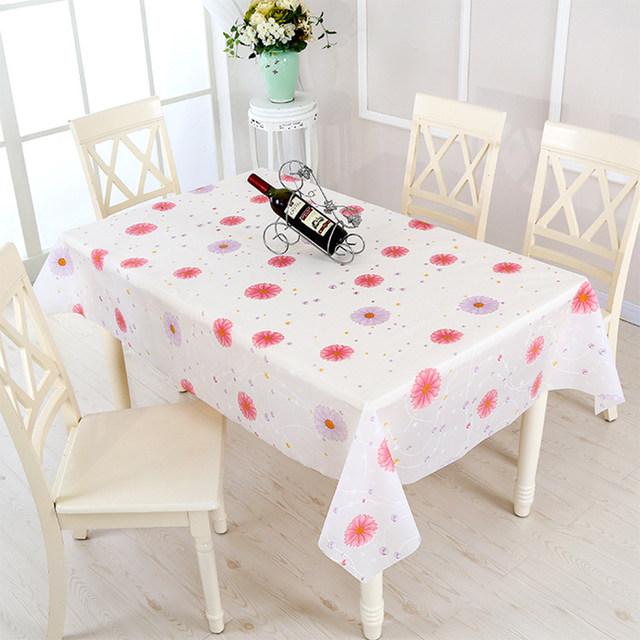 Tienda Online PVC mantel sobre la mesa hule mantel impermeable para ...