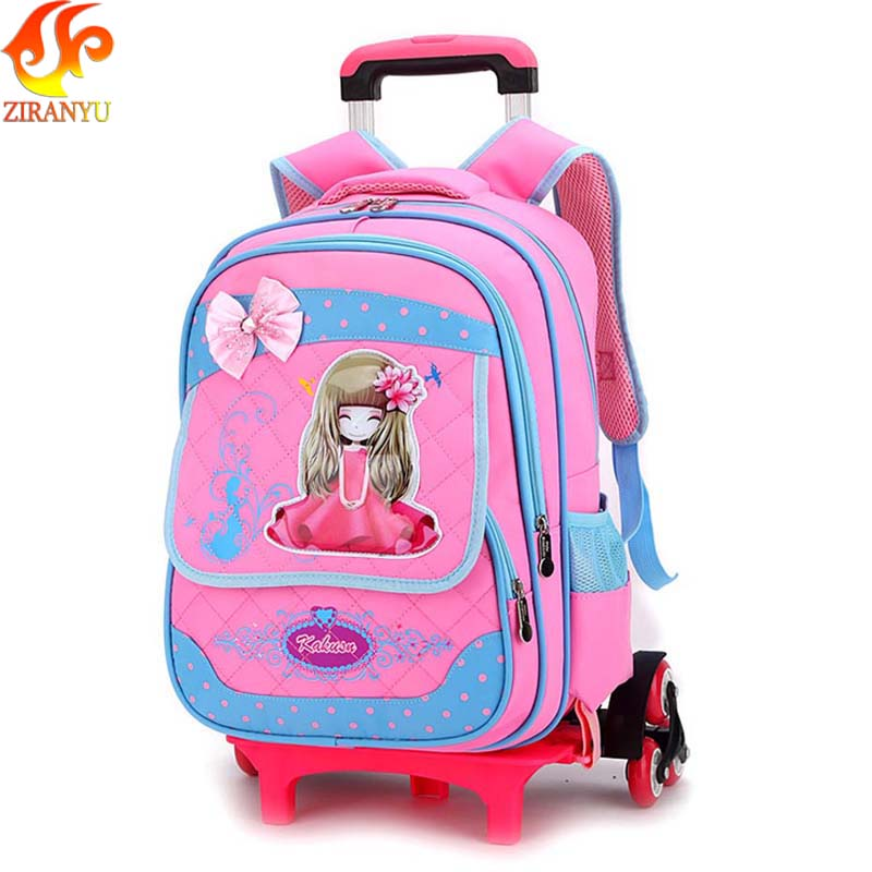 Latest Removable Children School Bags With 3 Wheels Stairs Kids boys girls Trolley Schoolbag Luggage Book Bags Wheeled Backpack latest removable children school bags with 3 wheels stairs kids boys girls trolley schoolbag luggage book bags wheeled backpack