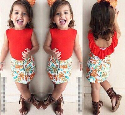 Cute dresses for summer for kids