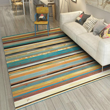 200x300CM Nordic Series Art style Carpet for Living Room Bedroom Mat Coffee Table Room Non-slip Big Floor Rug Soft Home Decor(China)