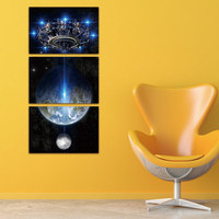 Modern Wall Art Canvas Star Wars Movie Poster Print Descorative Pictures Painting For Home Decor Livingroom