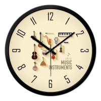 Home Decor Vintage Wall Clock Modern Design Digital Large Decorative Wall Clocks Kitchen Wall Decorations Living Room WZH142