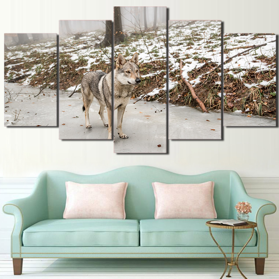 pictures home decor wall art living room  piecepcs