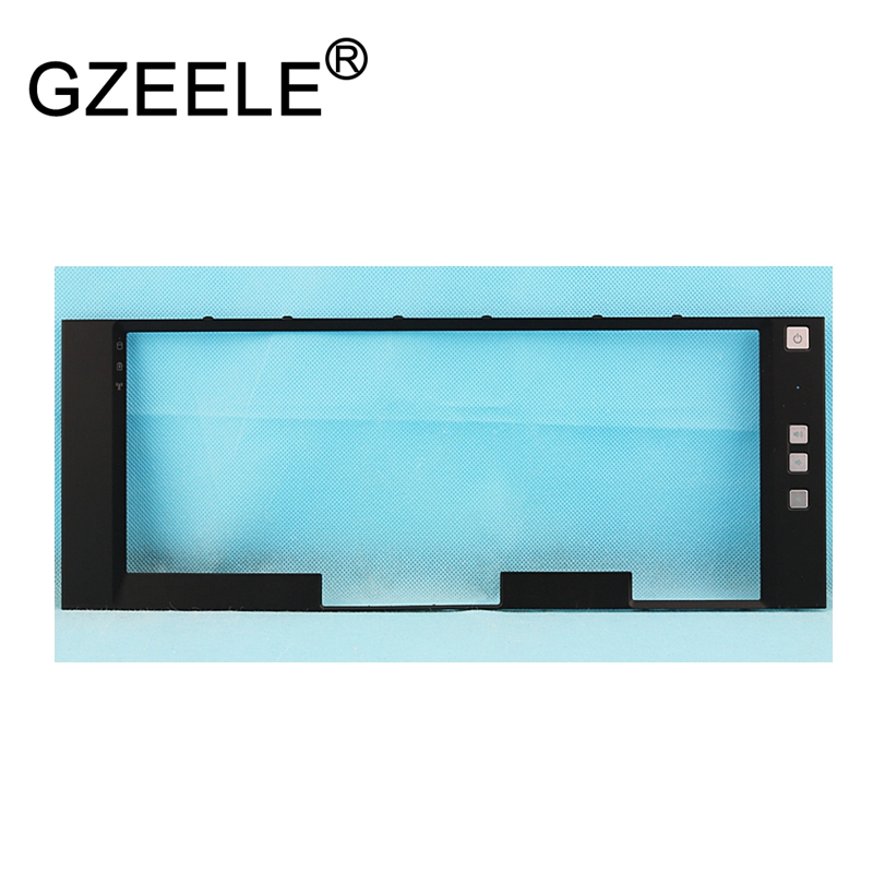 GZEELE New For <font><b>Dell</b></font> <font><b>Latitude</b></font> <font><b>E5430</b></font> Laptop Keyboard Surround Trim Bezel 9VC44 Power Button <font><b>Cover</b></font> Keyboard empty frame 09VC44 image