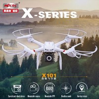 Professional RC Drones Dron MJX X101 With C4015 C4018 Camera FPV 2 4GHz 6 Axis Gyro