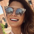 Fashion Sunglasses Women Luxury Brand Designer Sun Glasses Ladies For Female UV400 Photochromic Shades Lunettes Oculos YQ249