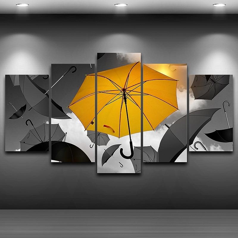 ộộ Artystyczne Druku Malowanie Na Płótnie Oprawione Spray Obraz