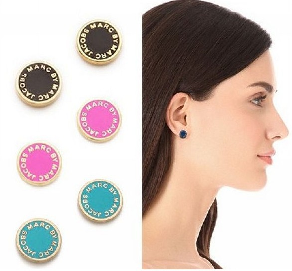 Glaze Earrings Ear Ornament Marc Bymarcjacobs In Stud From Jewelry Accessories On Aliexpress Alibaba Group