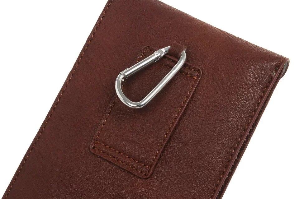 Διπλές τσέπες Δερμάτινη θήκη με θήκη - Ανταλλακτικά και αξεσουάρ κινητών τηλεφώνων - Φωτογραφία 3