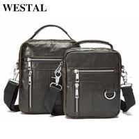 Hot Sale New 2015 Fashion Genuine Leather Men Bags Small Shoulder Bag Men Messenger Bag Crossbody