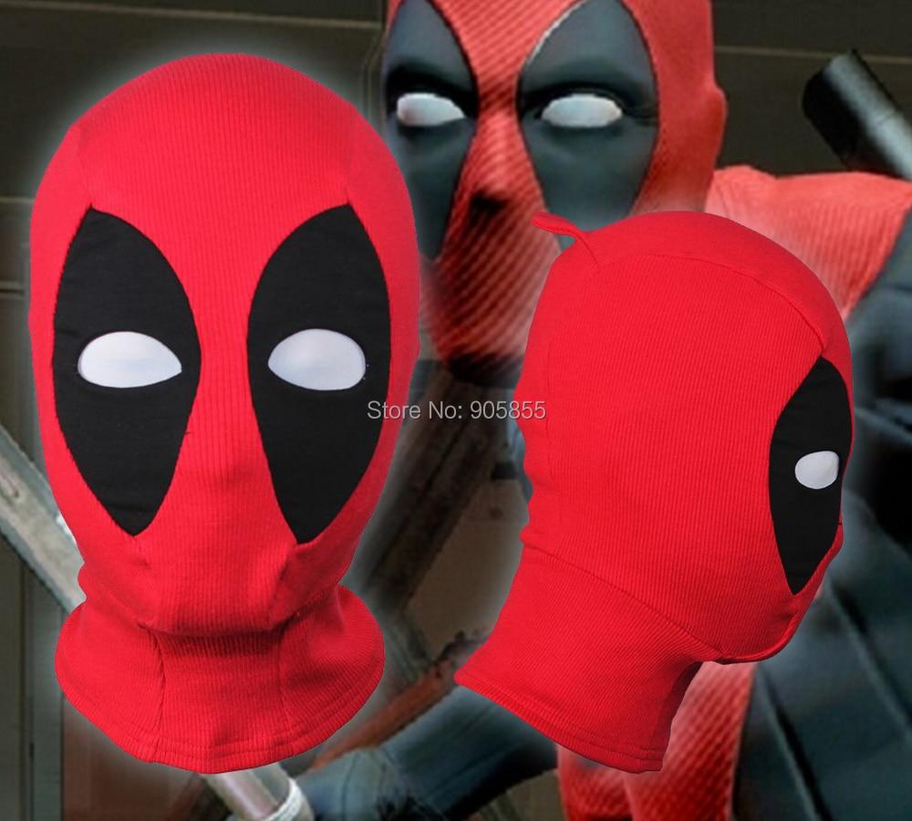 Aliexpress.com : Buy U.S Deadpool Balaclava Face Mask JLA ...