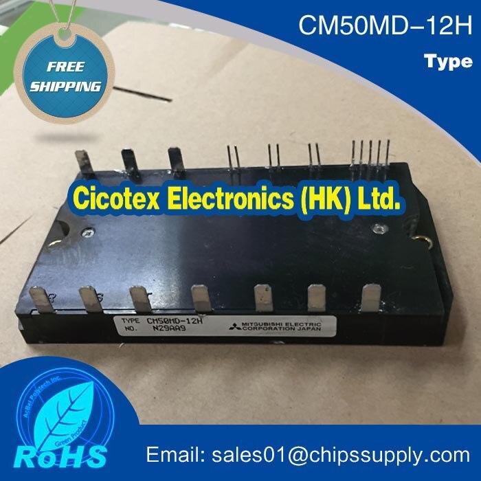 IC CM50MD-12H Transistor IGBT Module N-CH 600 V 50A 21-Pin CM50MD-12