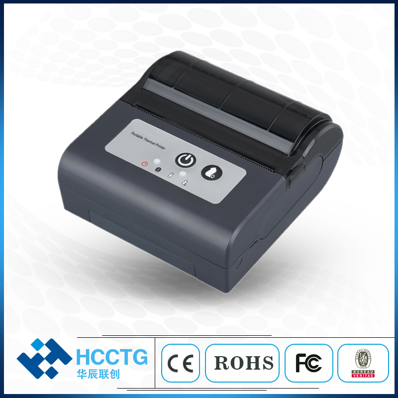 3 Inch Portable Wireless WIFI Printer/DHCP Bluetooth Barcode Label Normal Invoice Ticket Printer HCC-T3P