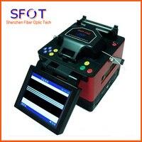Dvp-750 цифровой один Волокно сварочный аппарат FTTH Волокно-оптический Сращивание машины оптический Волокно сварочный аппарат