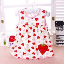 2018 Summer Baby Dress New Girls Fashion Infantile
