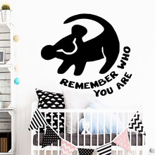 Drop Shipping Dog Pvc Wall Decals Home Decor Living Room Children Removable