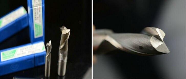 2 шт./Набор 16 мм 2 Флейта HSS и алюминиевый концевой мельница гравер с ЧПУ сверло фрезерные инструменты, режущие инструменты. токарный инструмент